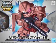 #014 MS-06S Zaku II {Char} (SDCS Gundam)