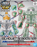 [OP-08] Silhouette Booster {Green} (SDCS)