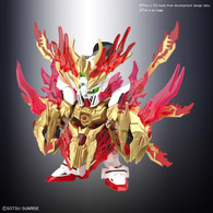 #033 Yang Huang Zhang Fei God Gundam [SD Sangoku Soketsuden] (SD) **PRE-ORDER**