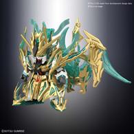#034 Wu Sheng Guan Yu Yun Chang Nu Gundam [SD Sangoku Soketsuden] (SD) **PRE-ORDER**