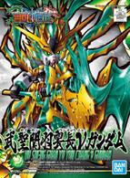 #034 Wu Sheng Guan Yu Yun Chang Nu Gundam [SD Sangoku Soketsuden] (SD)