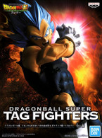 Super Saiyan God Super Saiyan Vegeta {Dragon Ball Super: Broly} (Tag Fighters: Kamehameha & Galick Gun)