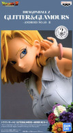 Android 18 (II-B) {Dragon Ball Z} [GLITTER&GLAMOUR] (Banpresto)