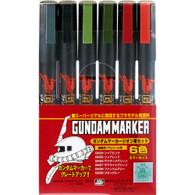 Gundam Marker Set - Zeon Marker (GMS-108)