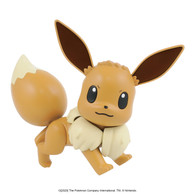 Eevee [Pokemon] (Bandai Model Kit) **PRE-ORDER**