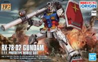 #026 RX-78-2 Gundam {The Origin Ver.} (HGGO)