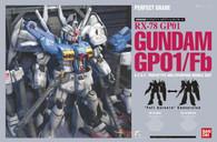 "RX-78 GP01/Fb Gundam ""Zephyrantes"" Full Burnern [0083: Stardust Memory]  (PG)"