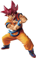 Super Saiyan God Goku [Blood of Saiyans -Special VI-] (Banpresto)