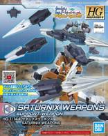 #025 Saturnix Weapons (HGBD:R)