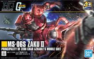 #234 MS-06S Char's Zaku II (HGUC)