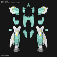 #031 Protagonist's Unit's New Armor 2 (HGBD:R) **PRE-ORDER**