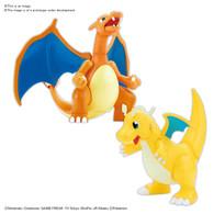 Charizard & Dragonite (PokePla) **PRE-ORDER**
