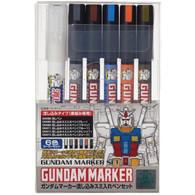 Gundam Pouring Marker Inking Set (GMS-122)