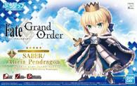#008 Saber/Altria Pendragon [Fate/Grand Order] (Petitris)