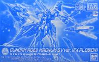 Gundam AGE-II Magnum SV. Ver. [FX PLOSION] (HGBD) /P-BANDAI EXCLUSIVE\