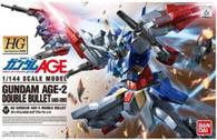 #017 Gundam AGE-2 Double Bullet (HG AGE)