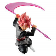 Super Saiyan Rose Goku Black (Dragon Ball Styling)