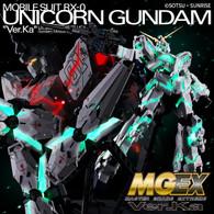 RX-0 Unicorn Gundam [Ver.Ka] (MGEX) **PRE-ORDER**