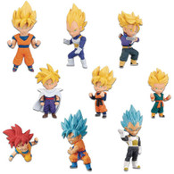 Dragon Ball Super World Collectible Figure Saiyan Special (Banpresto)