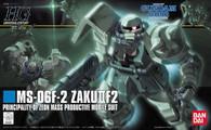 #105 MS-06F-2 Zaku II F2 [Zeon Ver.] (HGUC)