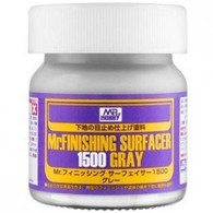 Mr. Finishing Surfacer [1500] (Grey)