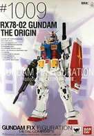 RX-78-2 Gundam The Origin [Gundam Fix Figuration Metal Composite]