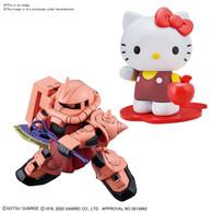 Hello Kitty/MS-06S Char's Zaku Ⅱ  (SDCS Gundam) **PRE-ORDER**