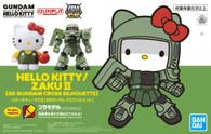 Hello Kitty/Zaku Ⅱ (SDCS Gundam)