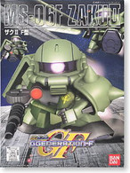 BB #218 MS-06F Zaku II (SD)