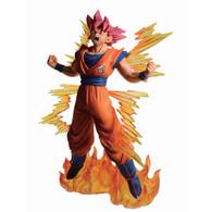 Super Saiyan God Goku (Dragon Ball Super) [Bandai Ichibansho]