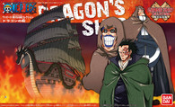 #009 Dragon's Ship [One Piece] (Grand Ship Collection)