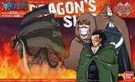 #009 Dragon's Ship [One Piece] (Grand Ship Collection)