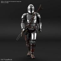 The Mandalorian {Beskar Armor} <Silver Coating Ver.> [Star Wars] (Character Line) **PRE-ORDER**