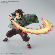 Kamado Tanjiro {Hinokami Kagura} [Demon Slayer: Kimetsu no Yaiba] (Bandai Model Kit) **PRE-ORDER**