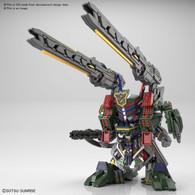 #12 Sergeant Verde Buster Gundam {DX Set} [SD Gundam World Heroes] (SD) **PRE-ORDER**