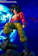 S.H.Figuarts Goku  [Super Saiyan 4] (Dragon Ball GT)  **PRE-ORDER**