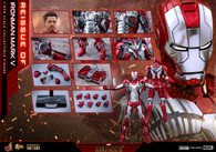 Iron Man Mark V 1/6 Scale Figure (Iron Man 2) [Hot Toys]  **PRE-ORDER**