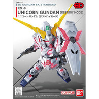 #005 Unicorn Gundam EX-Standard (SD)
