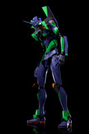 Multipurpose Humanoid Decisive Weapon Evangelion Test Type-01+Spear Of Cassius {Renewal Color Edition} [Evangelion: 3.0+1.0 Thrice Upon a Time] (Dynaction) **PRE-ORDER**