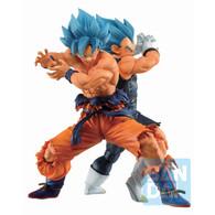 Son Goku and Vegeta {Super Saiyan God Super Saiyan} <Vs Omnibus Super> [Dragon Ball Super] (Bandai  Ichibansho)  **PRE-ORDER**