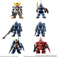 FW Gundam Converge [10TH ANNIVERSARY] #SELECTION 1 (6 pc set)  **PRE-ORDER**
