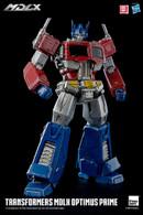 Optimus Prime MDLX Collectible Figure [Transformers] (Threezero)  **PRE-ORDER**