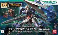 #061 00 Gundam Seven Sword/G (00 HG)