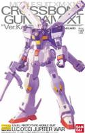 Crossbone Gundam X1 [Ver.Ka] (MG)