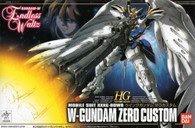 #001 W-Gundam Zero Custom (HGFA)