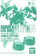 Gunpla LED Unit 2 pieces Set (Green)