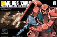 #032 Char`s Zaku II (HGUC)