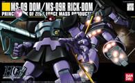 #059 MS-09 Dom / MS-09R Rick-Dom (HGUC)