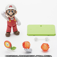 S.H.Figuarts Fire Mario (Super Mario Bros)