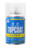 Mr. Top Coat Gloss Spray